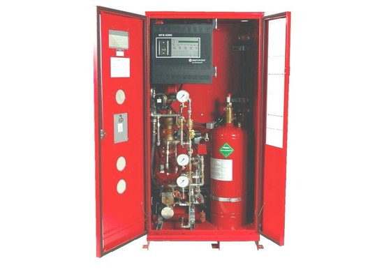 Fireflex Dual Novec 1230 Fire Suppression System