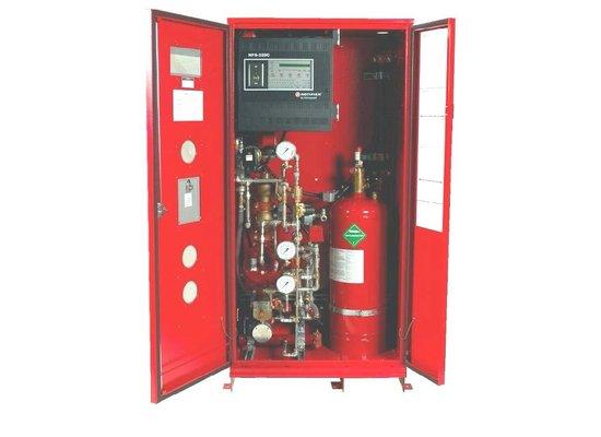 Fireflex Dual Novec 1230 Fire Suppression System Controlfiresystems Com Viking Corp